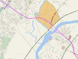 Mapquest Maps Map Of The Secaucus Bypass Nj 3