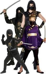 Ninja Costumes Halloween 10 Family Halloween Costume Themes Halloween Costume Ideas