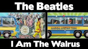 the beatles i am the walrus youtube