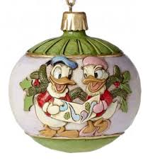 and donald duck ornament jim shore from our jim shore