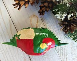 crab shell ornament etsy