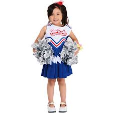 Halloween Cheer Costumes Coco Costume Rakuten Global Market Kids Job Cheer Leader Blue