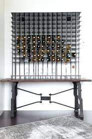 Pottery Barn Wine Racks Wine Rack Industrial Steel Wine Rack Industrial Rustic Liquor