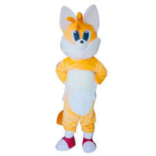 Sonic Hedgehog Halloween Costume Sonic Costume Ebay