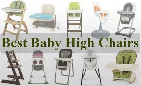 Best High Chair For Babies Top 10 Baby High Chairs Of 2017 Mom U0027s Best Choice