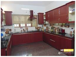 modern kitchen designs in kerala modern kerala kitchen interior