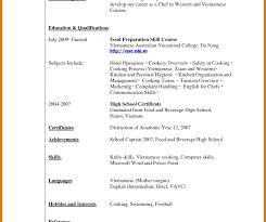 resume strong analytical skills resume stunning waitress resume