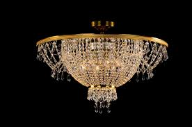 Traditional Ceiling Light Fixtures by Traditional Ceiling Light Crystal Metal 1192 Preciosa