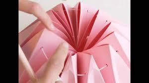 suspension origami diy chestnut instruction studio snowpuppe youtube