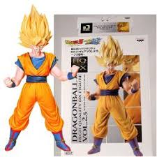 dragon ball son goku ssj2 quality dx 2 5 banpresto