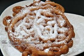 ultimate carnival funnel cakes