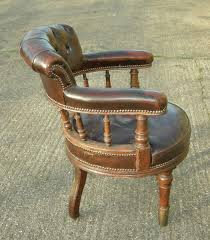 antique furniture warehouse antique leather desk chair late