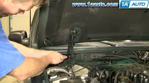 2002 ford explorer struts how to install replace sagging strut support ford explorer