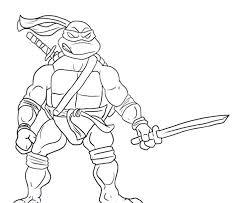 100 ninja turtle color pages color ninja turtles move