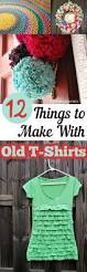 Upcycle Old Tshirts - what to do with old t shirts t shirt design database