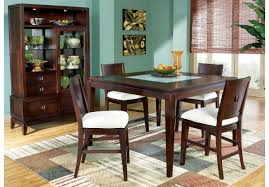 spiga mocha 5 pc counter height dining room rooms to go puerto rico