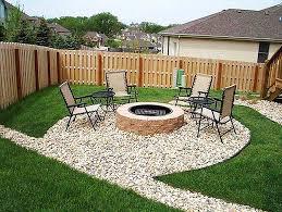 Backyard Decoration Ideas Back Yard Fire Pit Ideas Rolitz