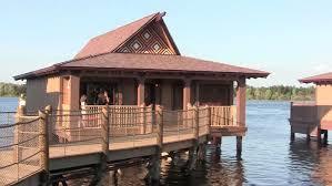bora bora bungalow full tour at polynesian village resort walt