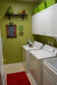 Minimalist Home Tour by Colorful Laundry Rooms House Tour The Laundry Room Worthing Court