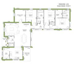 faire des chambres d h es plan maison toit plat 120m2 chambre best of de 4 chambres hd