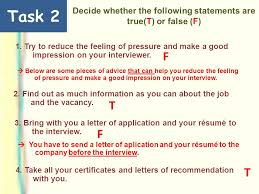 Take Resume To Interview Welcome To Our Class Ppt Video Online Download