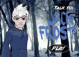 Talk To  Jack Frost  WIP  by StarkidMalfoy on DeviantArt