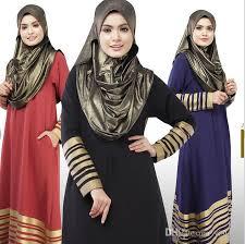 005 fashion muslim malaysia long dress clothing for islamic women