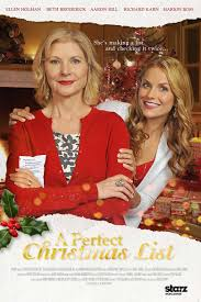 christmas list dvd a christmas list christmas hallmark