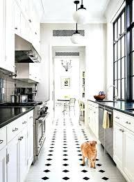 cuisine noir et blanche carrelage cuisine noir et blanc wekillodors com