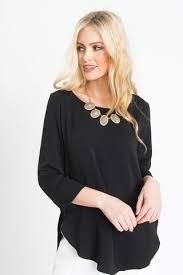 Black Blouses For Work Cute Work Clothes For Women U2013 Morning Lavender