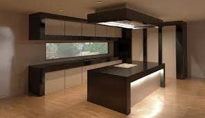 floating island kitchen floating kitchen island with breakfast bar thediapercake home trend