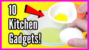 10 must have kitchen gadgets youtube