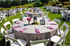 party supplies rental event rental mcminnville tent table chair catering equipment