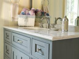 what paint is best for bathroom cabinets bathroom cabinet buying tips hgtv