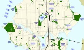 seattle map discovery park lines on seattle homeless cing issue