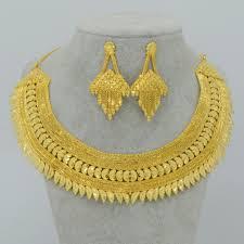wedding gift necklace aliexpress buy dubai jewelry sets for bridal wedding gift