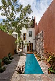 estanque en patio de casa ideas para decorar tu terraza según la