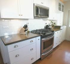 subway tile kitchen backsplashes prime white subway tile kitchen backsplash