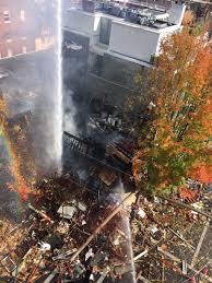 Portland Or Traffic Map by Gas Explosion Destroys Nw Portland Building 8 Injured