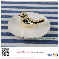 classic cat ring holder images Porcelain swan ring holder jpg