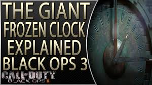 black ops 3 zombies the giant frozen clock meaning explained
