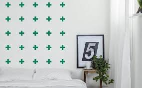 crosses for wall new removable wall decals how to apply them yourself tlc interiors