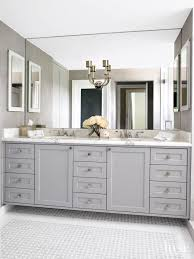 Mirrored Bathroom Vanities by Best 25 Master Bath Vanity Ideas On Pinterest Master Bathroom