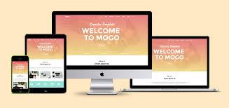 mogo free one page html5 css3 template ninodezign com