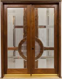 wood glass front door furniture fascinating image of front porch furnishing design and