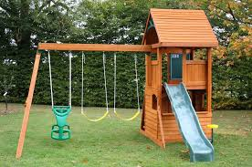 tips for buiding backyard swing sets diy projects craft ideas