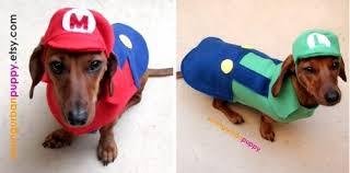Halloween Costumes Luigi 20 Halloween Costumes Dogs Etsy