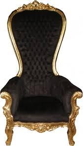 Esszimmerst Le Barock Prachtvolle Barock Thron Sessel Mit Goldenen Oder Silbernen Rahmen