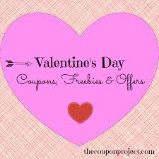 valentine u0027s day u2013 coupons offers u0026 freebies 2017