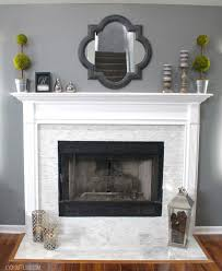 Fireplace Refacing Kits by Fireplace Makeover Living Rooms House And Room